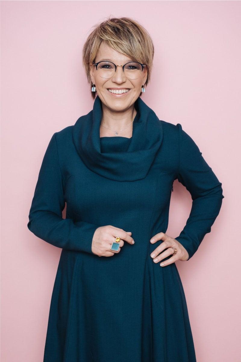 Firmentraining für Video Calls mit Andrea Ballschuh