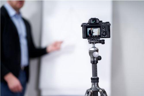 Firmentraining-Videotraining für Führungskräftet
