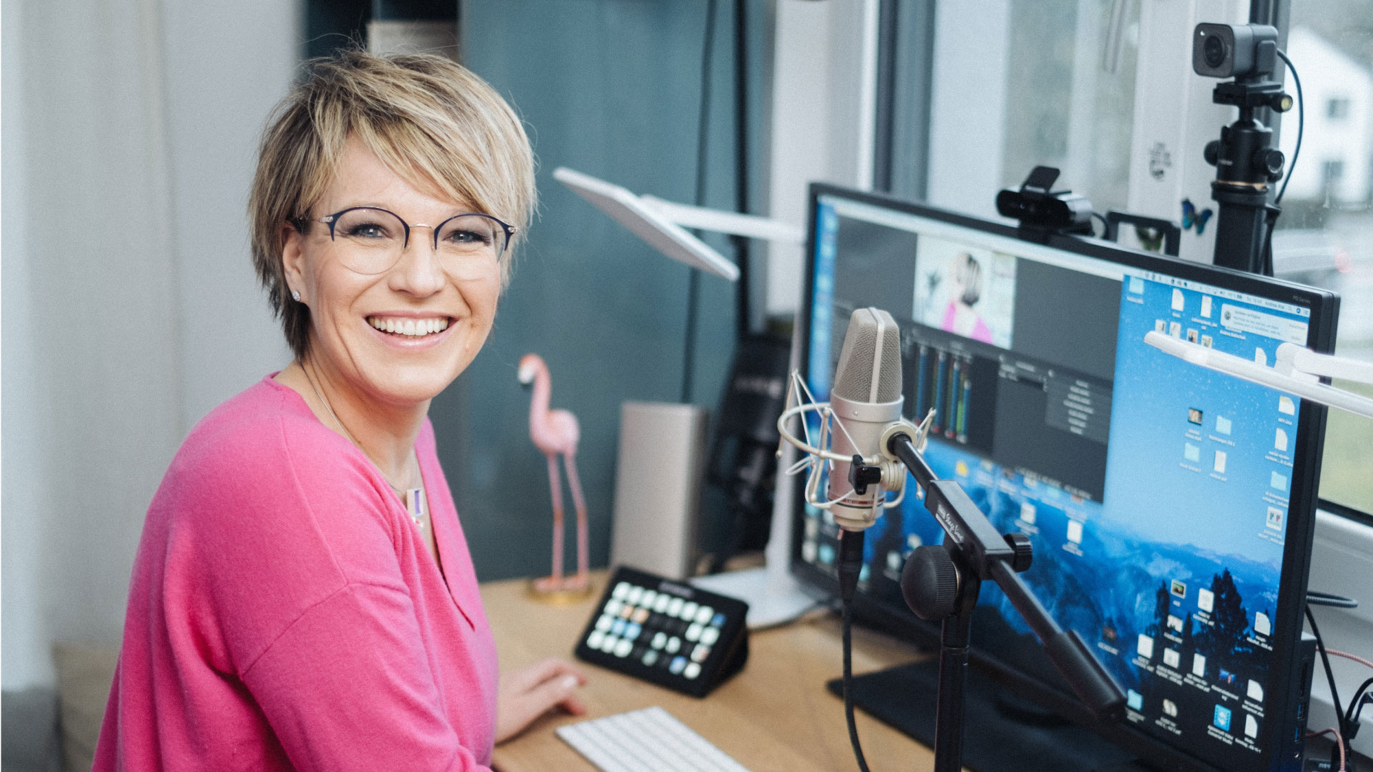 Video Masterclass - Das ultimative Videocoaching-Programm mit Andrea Ballschuh